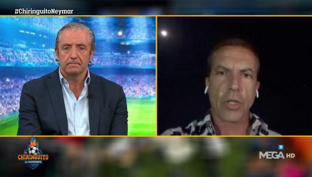 """Rakitic a Cristóbal Soria: """"No soy moneda de cambio en la 'Operación Neymar'"""""""