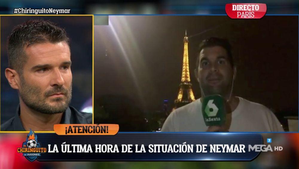 """José Álvarez: """"Hubo una última oferta del Barça que el PSG no ha contestado"""""""