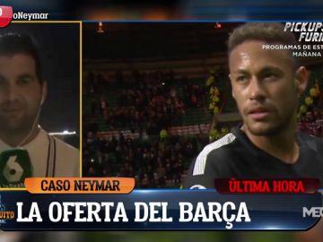 """José Álvarez: """"El entorno de Neymar cree que la situación del Barça llega a lo ridículo"""""""