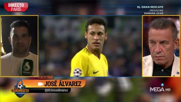 """José Álvarez: """"El entorno de Neymar no descarta que el brasileño juegue el domingo"""""""