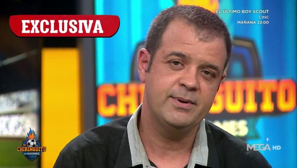 """Kike Mateu: """"Marcelino ha roto a llorar al despedirse de los jugadores"""""""