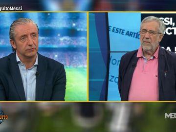 """""""La lesión de Messi son unos 10-15 días de baja"""""""
