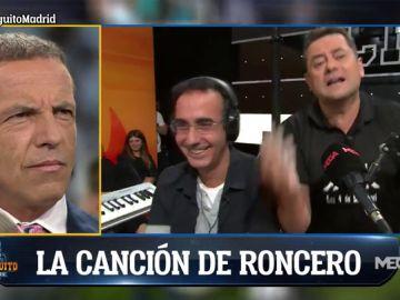 """La nueva canción de Tomás Roncero: """"¡OH, OH, VINI! Te quiero cantar..."""""""