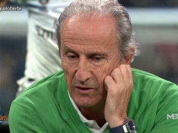 """Petón: """"Simeone tiene todavía recorrido en el Atlético de Madrid"""""""