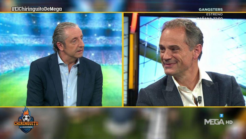 """Ludovic Vandewalle, periodista belga: """"Hazard ha jugado solo 3 partidos. Tiene que crecer y lo va a hacer mejor"""""""