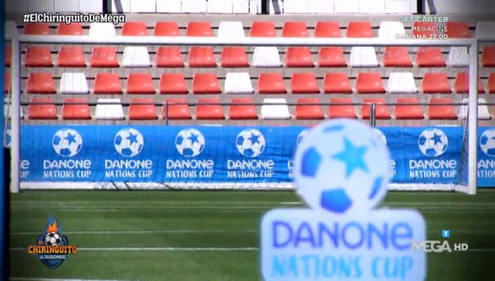 Cuenta atrás para la cuenta final de la Danone Nations Cup