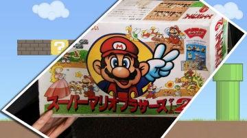 Un botín de Super Mario Bros valorado en casi 2.000 dólares