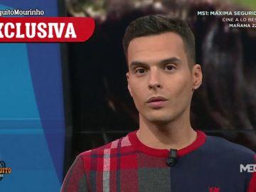 """Diego Plaza: """"La idea de Mourinho no pasa por entrenar al Borussia Dortmund. Apunta más alto"""""""