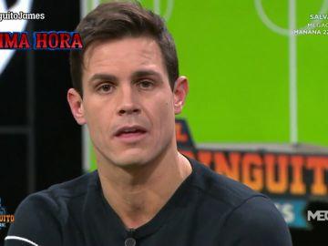 """Edu Aguirre: """"James Rodríguez se ha lesionado la rodilla en el entrenamiento de Colombia!"""