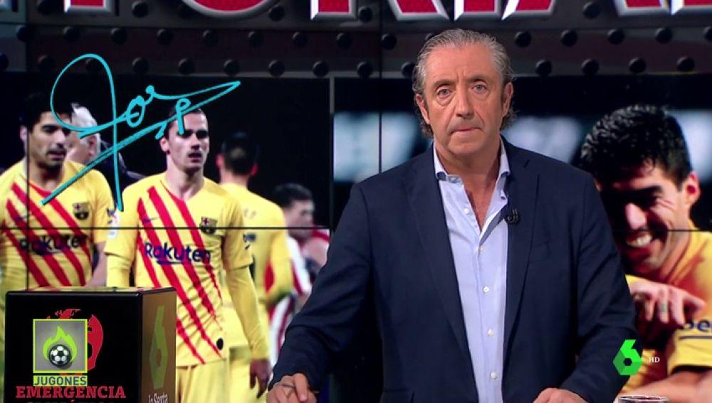 "Josep Pedrerol: ""Qué razón tenía Messi. Sin Neymar será difícil..."""