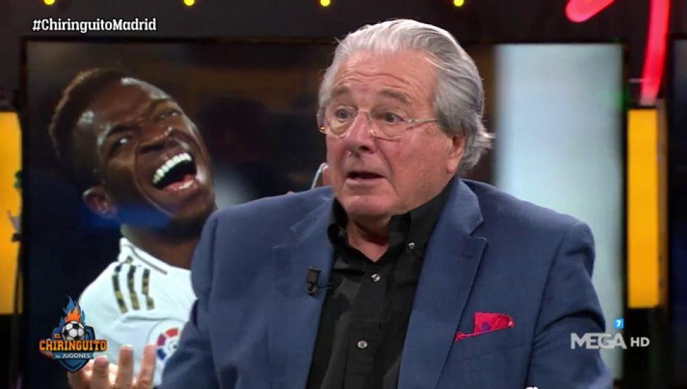 """Jorge D'Alessandro: """"El mejor 9 del mundo es Benzema, pero si sale de su hábitat, no hay nadie para el gol"""""""