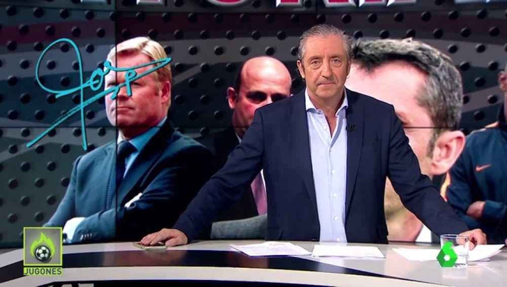 """Josep Pedrerol: """"El problema del Barça está en el palco"""""""