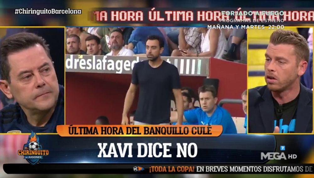 Ernesto Valverde, en situación muy delicada en el banquillo del Barça