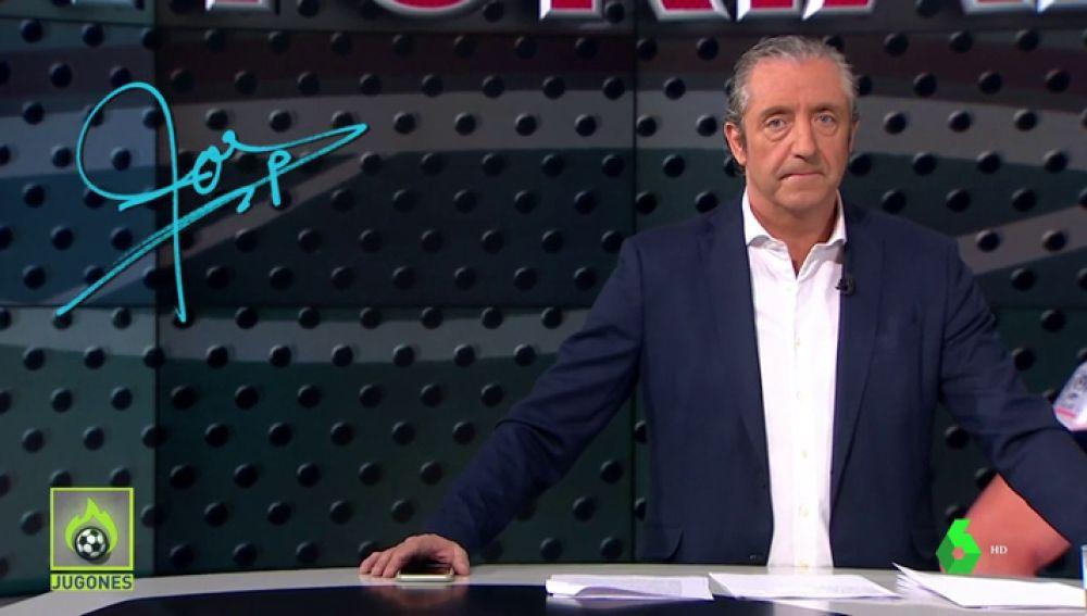 """Josep Pedrerol: """"Cavani se ha ganado el derecho de jugar donde quiera: en el Atleti"""""""