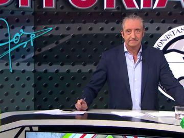 """Josep Pedrerol: """"Con el sentimiento del fútbol no se juega"""""""