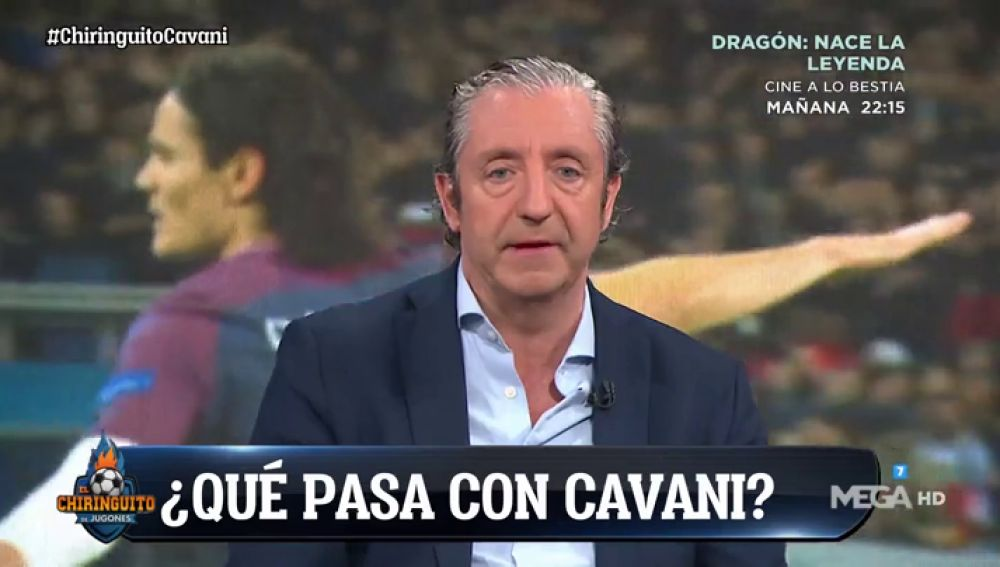 Cavani podría negarse a jugar con el PSG durante todo el mes de enero