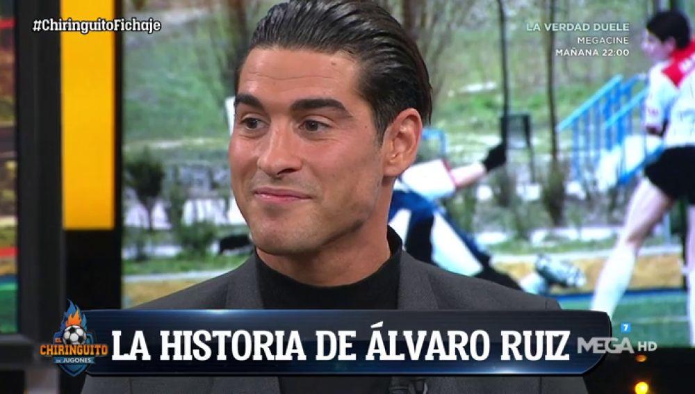 Conoce a Álvaro Ruiz, fichaje estrella de El Chiringuito de Jugones