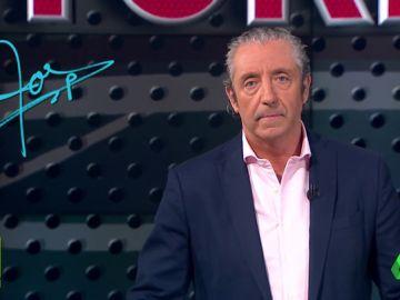 """Josep Pedrerol: """"Los malos no pueden ganar"""""""