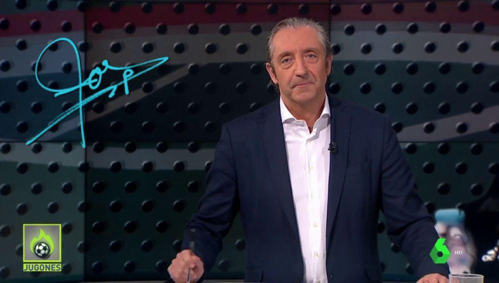 """Josep Pedrerol: """"Zaragoza, Primera está cerca"""""""