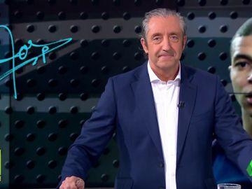 "Josep Pedrerol: ""Empieza la fiesta por Mbappé"""