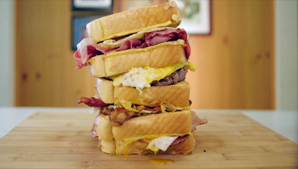Sandwich Chuck Norris