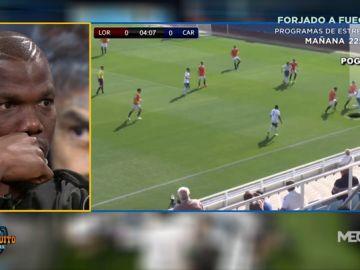 Mathias Pogba debuta con victoria en el Lorca