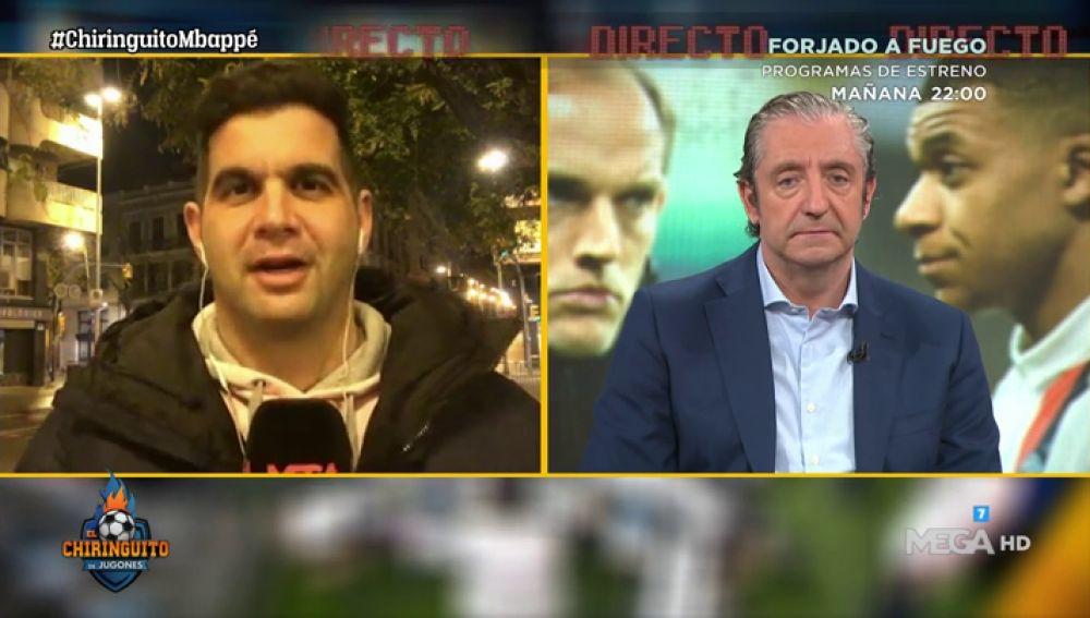 """José Álvarez: """"La relación Mbappé-Tuchel está completamente rota"""""""