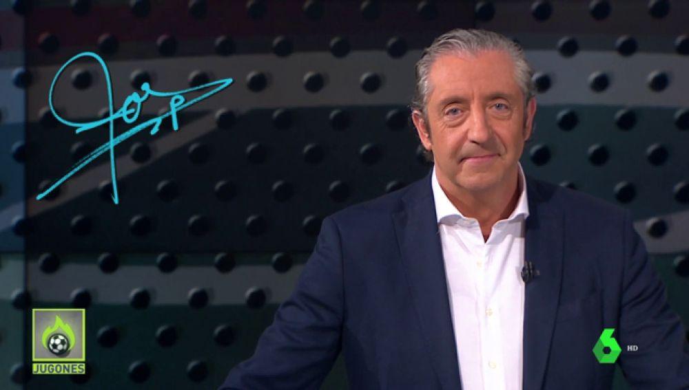 """Josep Pedrerol: """"Ser del Athletic Club... es lo más grande"""""""