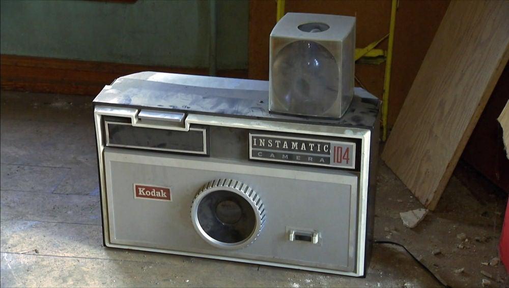 La Instamatic de Kodak