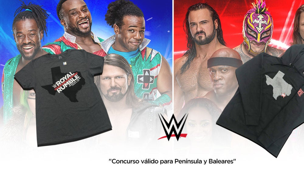 Camiseta y sudadera de Royal Rumble