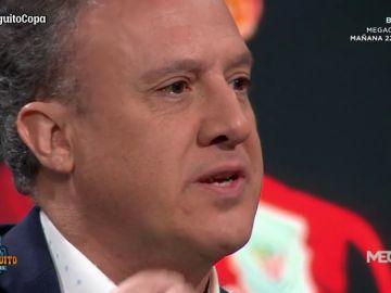 """Edu Velasco, emocionado: """"El Athletic se merecía esto"""""""