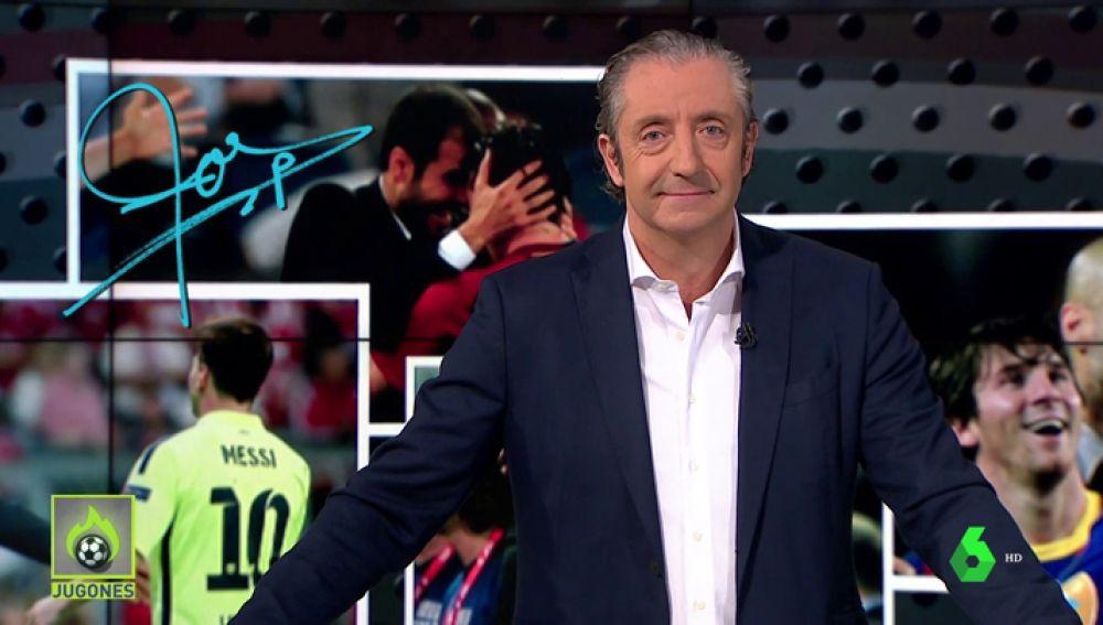 """Josep Pedrerol: """"¿Te imaginas a Messi, Cristiano y Guardiola juntos?"""""""