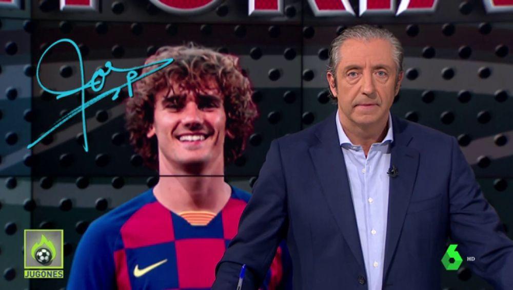 """Josep Pedrerol: """"Messi no confía en Griezmann... y punto"""""""