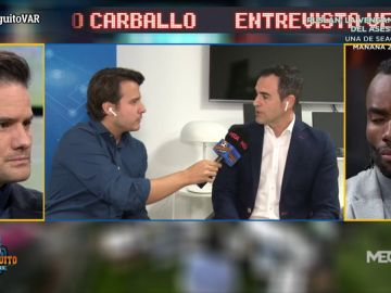 """Velasco Carballo, presidente del CTA: """"El VAR no es una herramienta para salir de dudas"""""""
