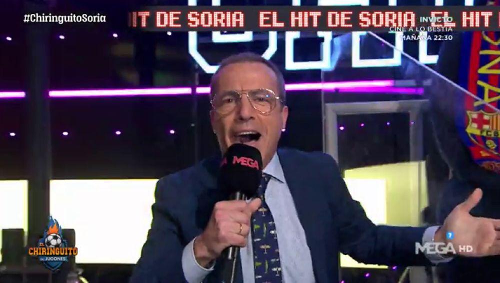 Estreno mundial del nuevo hit de Cristóbal Soria