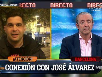 """José Álvarez: """"El FC Barcelona descarta a Willian José por precio"""""""