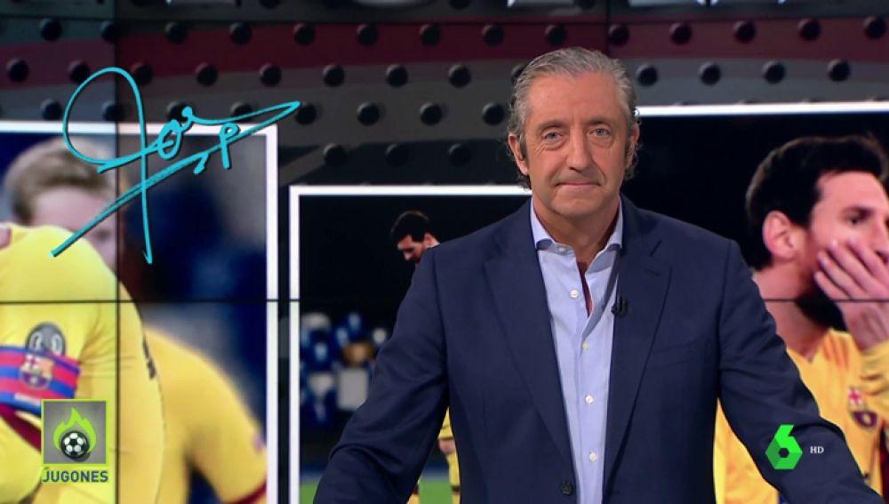 "Josep Pedrerol: ""Este Barça aburre... a Messi"""
