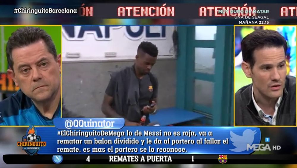 "Quim Domenech: ""Así no se gana la Champions"""