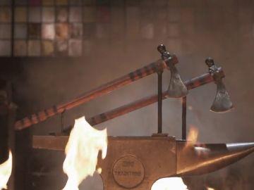 La peculiaridad del hacha 'Tomahawk que aparecía en 'El último Mohicano'