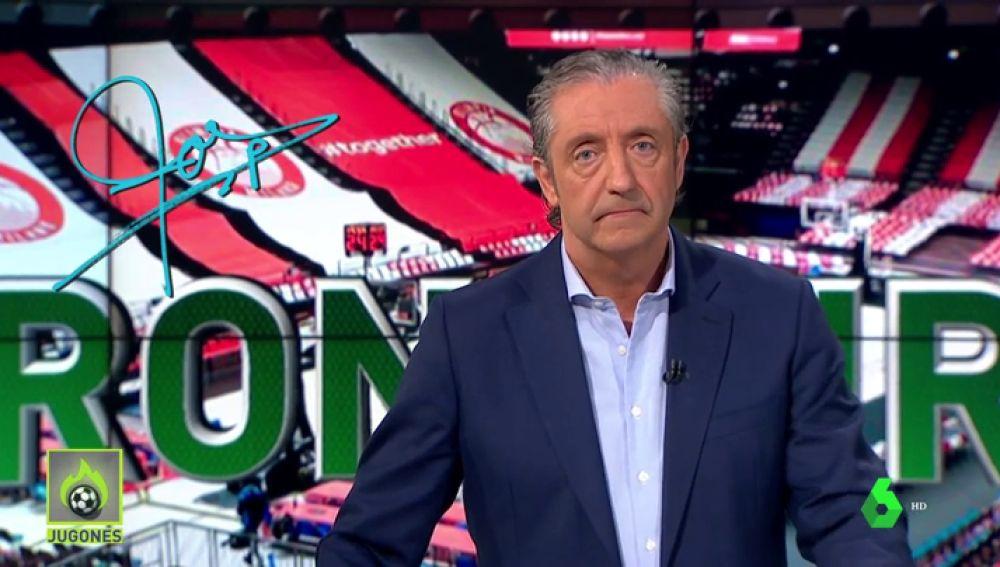 """Josep Pedrerol: """"La salud está por encima de todo"""""""