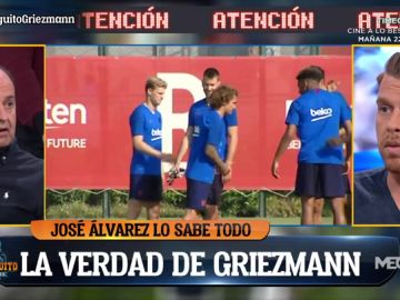 "Jota Jordi: ""Griezmann da sensación de que ha venido al Barça a cobrar"""