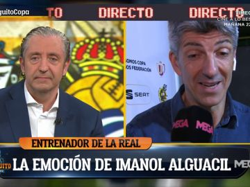 """Imanol Alguacil: """"Para mí, la Real Sociedad es lo más grande y me lo ha dado todo"""""""