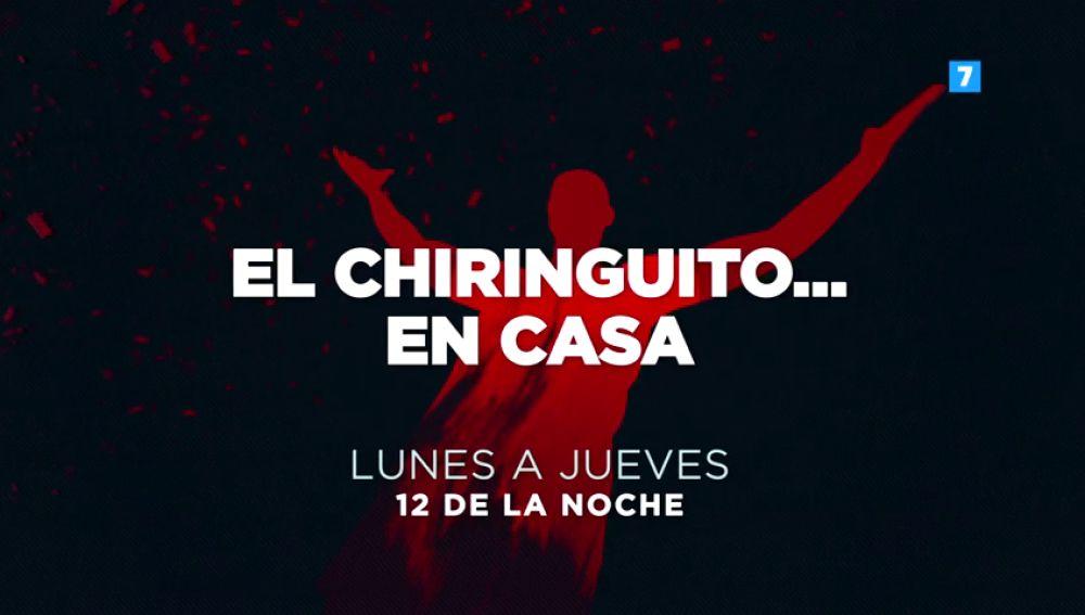 A partir del lunes a las doce vuelve El Chiringuto: El Chiringuito en casa