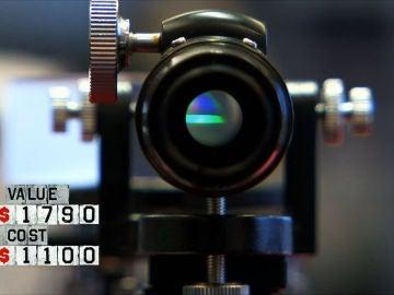 Espectrómetro