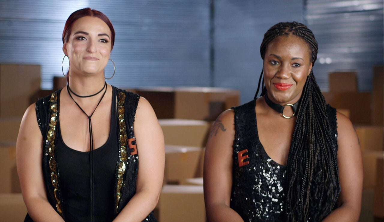 Shana y Edwina