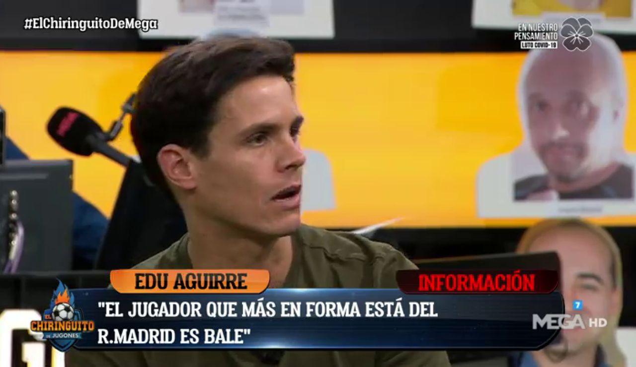 BALE, EL JUGADOR MÁS EN FORMA DEL REAL MADRID