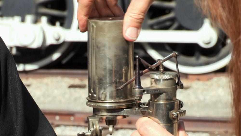 Indicador de vapor