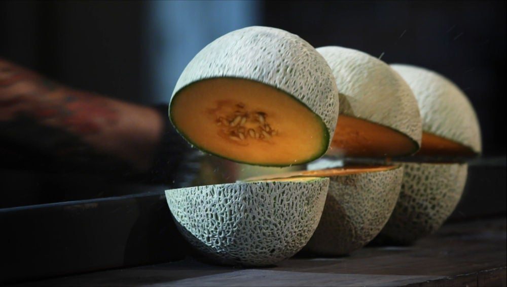 El corte de los melones