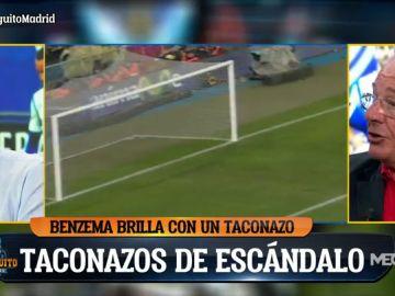 """Jorge D'Alessandro: """"Lo de Benzema es de Balón de Oro"""""""