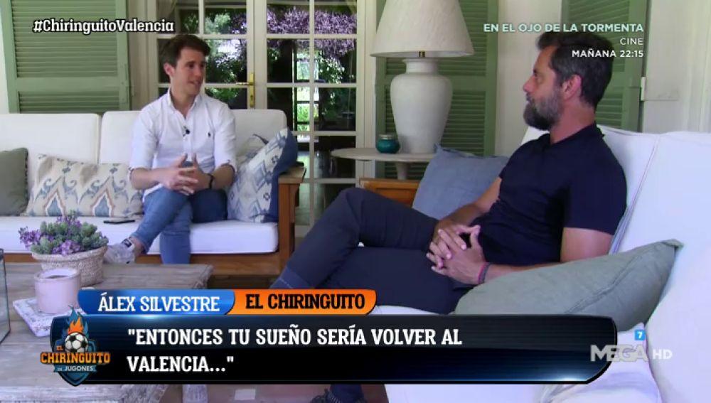 """Quique Sánchez Flores: """"Volver al Valencia sería un sueño"""""""